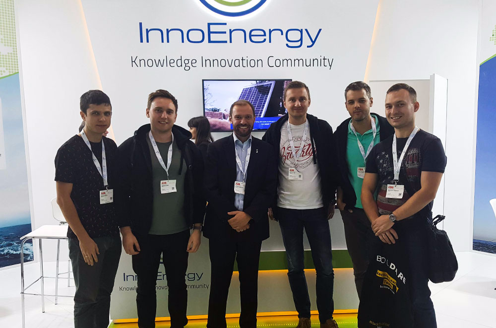 Innoenergy And Boldare Machine Learning Team At Wind Europe